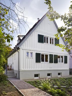 Stahlhaus Kreuzbergstraße