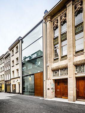 Galerie Café Kapuzinergasse_Corneille Uedingslohmann Architekten_Fotogra..2.